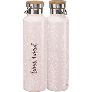 Insulated Bottle - Bridesmaid
