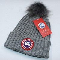 Canada Goose  Women Men Fashion Simple Casual  Hat Cap