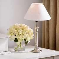 "Andover Mills 16.5"" H Table Lamp with Empire Shade"