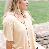 Lee Button Down Shirt, Mango
