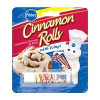 Pillsbury Sweet Cinnamon Rolls with Icing Flavored Lip Balm