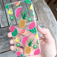 Summer Fruits iPhone Case