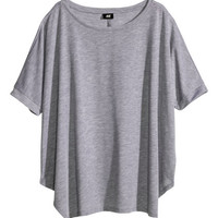 Wide-cut Top - from H&M