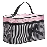 Women's Makeup Kit Cosmetic Bag Women's Makeup Bag Makeup Kit Organizer Bag For Cosmetics Beautician Cosmetic Pouch Organizer