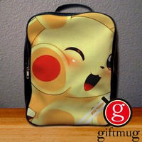 Funny Pikachu Backpack for Student