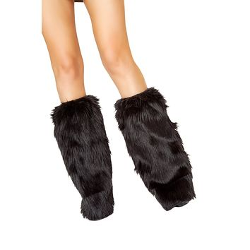 Rave 8003 Original Faux Fur Leg Warmers - J Valentine