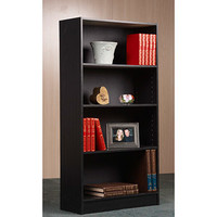 Walmart: Orion 4-Shelf Bookcase, Multiple Finishes