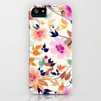 Lovely Day iPhone & iPod Case by Pink Berry Pattern