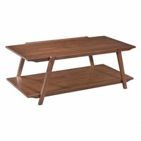 ZUO Modern Graham 101060 Coffee Table Walnut