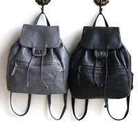 On Sale Casual College Back To School Hot Deal Comfort Hot Sale Soft Korean Stylish Rinsed Denim Travel Bags Backpack [4915798404]