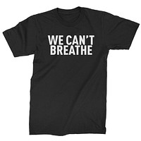 WE Can't Breathe - Justice For Floyd Mens T-shirt