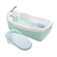Summer Infant Lil Luxuries Tub - Green