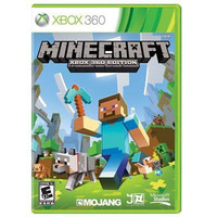 Minecraft Xbox 360 Video Game