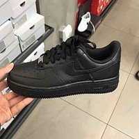 Nike Air Force 1 men's and women's low-top casual wild sneakers shoes