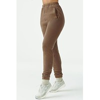 Joah Brown Empire Jogger - Cocoa