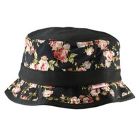 Primitive Roses Bucket Hat - Men's at CCS