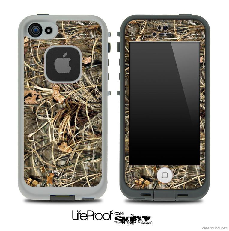 Image of Real Camouflage V5 Skin for the iPhone 5 or 4/4s LifeProof Case