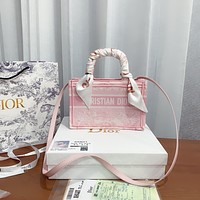 DIOR MINI DIOR BOOK TOTE