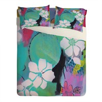 Natalie Baca Peace Love Aloha Sheet Set Lightweight