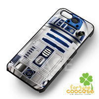 R2D2 Star Wars - zia for  iPhone 6S case, iPhone 5s case, iPhone 6 case, iPhone 4S, Samsung S6 Edge