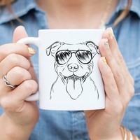 Major the Pitbull - Mug