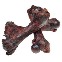 Redbarn Natural Ham Bone Dog Chew 2 Pack