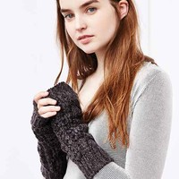 Slouchy Cable Armwarmer