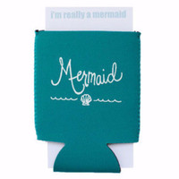 Mermaid or Captain Koozie