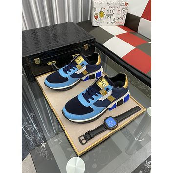 DG2021 Men Fashion Boots fashionable Casual leather Breathable Sneakers Running Shoes08170wk