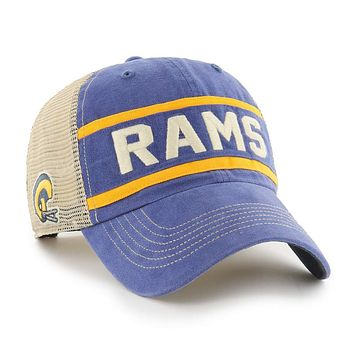 Los Angeles Rams Legacy Juncture '47 Clean Up