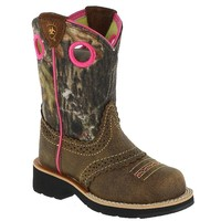 Ariat Fatbaby Cowgirl Kids Western Boots