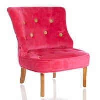 Tufted Sueded Mini Chair 310513040 | Seating | Kids Furniture | Furniture | Home | Burlington Coat Factory
