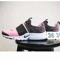 NIKE  AIR PRESTO EXTREME Women Men Fashion Running Sport Casual Shoes pink toe