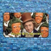 Funny Willy Wonka Quote Case Cute Rubber Phone Cover iPhone iPod Movie Book Cool