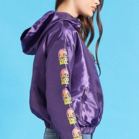 Taco Bell Graphic Hooded Anorak