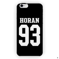 Niall Horan 93 One Direction Band For iPhone 6 / 6 Plus Case