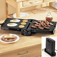Folding Griddle - Fresh Finds - Cooking > Cooking & Baking