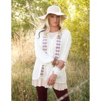 Into the Field Tunic