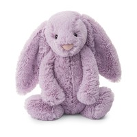 JELLYCAT BASHFUL LILAC BUNNY- MEDIUM