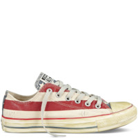 Chuck Taylor Distressed Flag