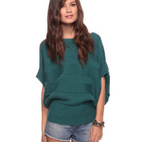 forever21.com - Chunky Knit Dolman Sweater