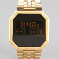 Nixon The Re-Run Gold Watch - Urban Outfitters