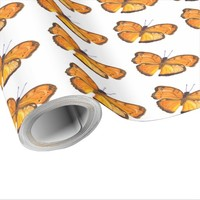 Watercolour Butterflies - Wrapping Paper
