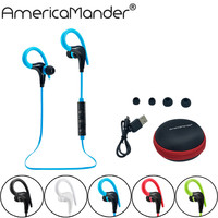 4.1 Wireless Headphone Bluetooth Earphone for iPhone Android Phone
