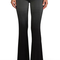 Saint Grace Prima Ashby Flare Pant in Gray