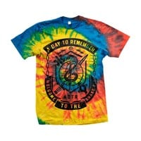 Snake Pit Tie Dye : MNDI : MerchNOW - Your Favorite Band Merch, Music and More
