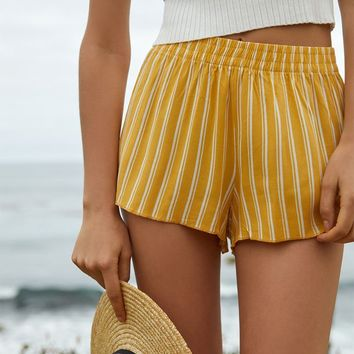 Lottie Moss Pull On Woven Shorts at PacSun.com
