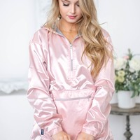 Rose Gold Women's Chatman Anorak Jacket | Charles River
