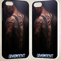 Theo James Divergent F0052 iPhone 4S 5S 5C 6 6Plus, iPod 4 5, LG G2 G3, Sony Z2 Case