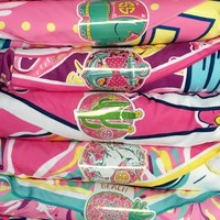 Simply Southern Beach Towels- Multi